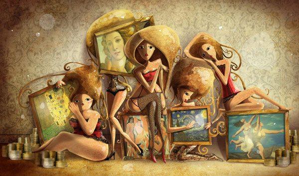 Arte de Tapa #1: Magalí Gómez