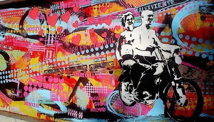 Street Art por Cabaio