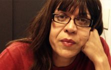 Marlene Wayar, de Revista El Teje y AReCIA. Qué ves cuando me ves
