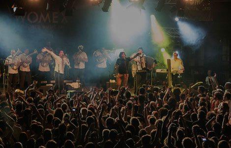 Una red para la música latinoamericana