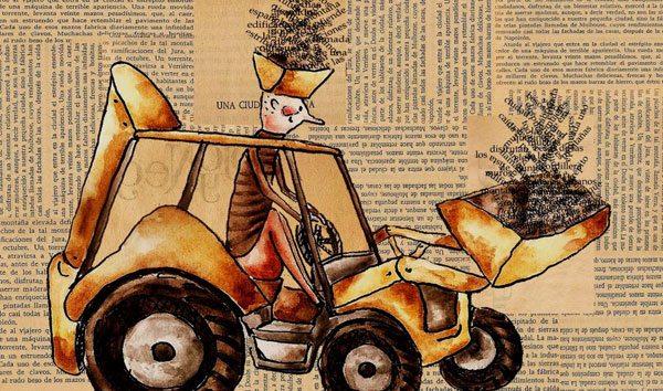Arte de Tapa # 4: Ethel Villarreal