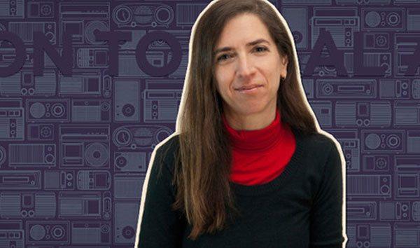 Ingrid Beck, directora de la revista Barcelona: «cada número puede ser el último»