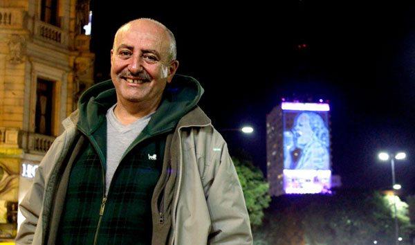 Víctor Schajovitsch, de AATECO. La «otra» televisión resiste