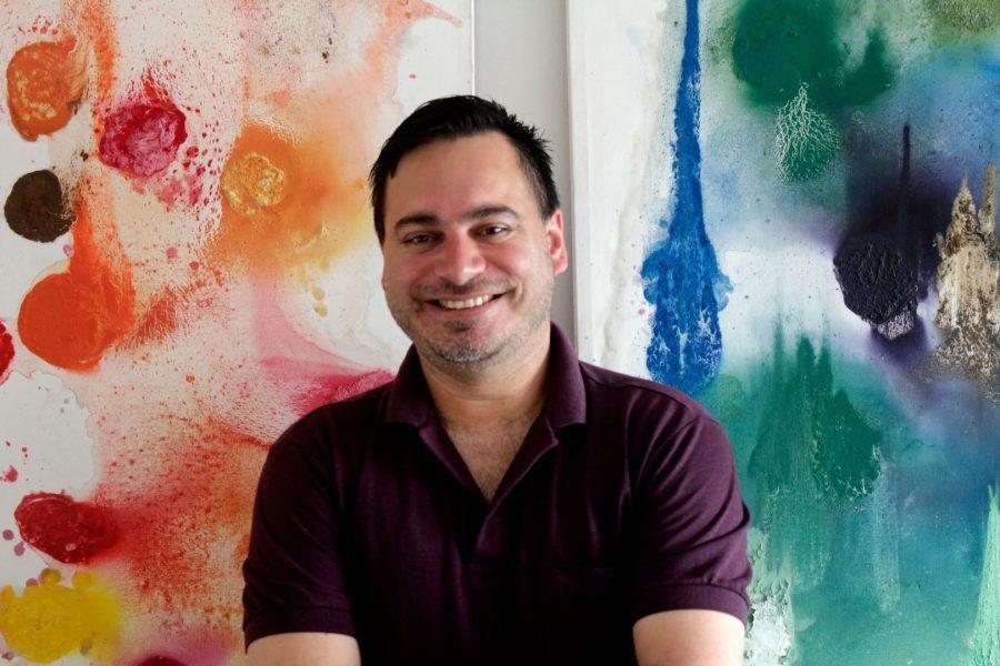 Enrique Espínola. Arte, raíces, historia, migración