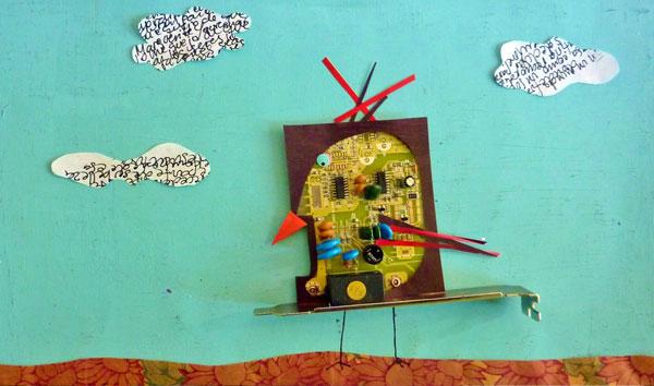 Arte de Tapa #14: Helena Borrás